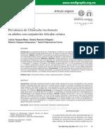Chlamydia Conjuntivitis Inclusion