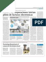 Factoring dinamizará el comercio electrónico local (B11 - 12MAYO)