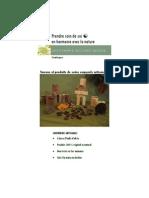 Savonnerie Seconde Nature - Catalogue