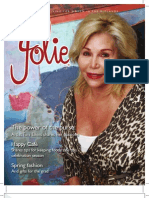 Jolie, May 2011