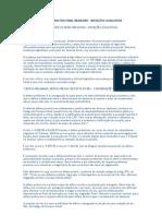 A RESPOSTA DO RÉU NO PROCESSO PENAL BRASILEIRO