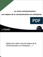 Construire Sa Communication