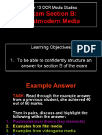 Lesson 4 - Structuring the Answer