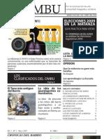 Periódico Barrial El Ombu, Fund Metáfora