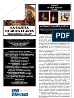 La Gazeta de Mora Claros nº 114 - 13052011