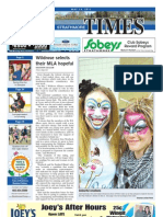May 13, 2011 Strathmore Times