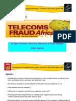 Recognising & Investigating Internal Fraud & BySyedThameem