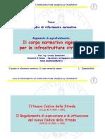 1.FIV_T_Lucidi Lez 01_Il Corpo Normativo Vigente