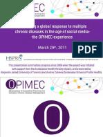 Opimec, Toronto 110329