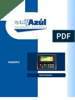 Maestro_service - SkyAzul