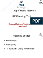 RF Network Planning