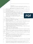 Flexsim 5.1.2 Notes