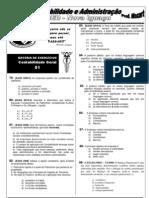 04 CONTABILIDADE GERAL E PUBLICA COM ADMINISTRAÇÃO GED NOVA IGUAÇU  2011 ALUNO