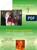 La Santa Misa - II - Vasos sagrados, Objetos litúrgicos, Ornamentos_b