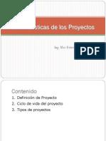 2caracteristicas de Los Proyectos[1]