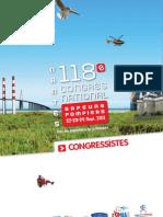 Le dossier congressiste CSPNA 2011