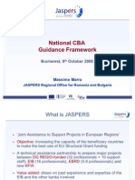 National CBA Guidance Framework_Massimo Marra