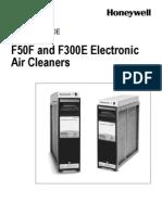 Honeywell EAC 300 Owner's Manual