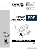 IronMan 230 and H200L4-15 Gun Owner's Manual