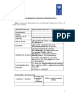 Guia Para Elaboracion y Presentacion de Propuestas - Jovenkracia 2011