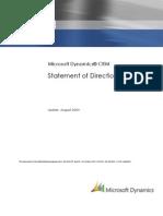 MS Dynamics White Paper