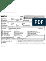 formulario Caixa