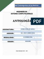 Estructura de Datos ITLP