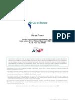 Gaz de France DR 2007