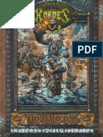 Forces of Hordes - Troll Bloods
