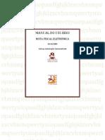 Cartilha de Emissão de Notas Fiscais Eletrônicas
