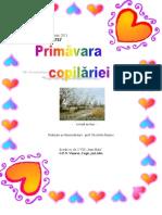 PRIMAVARA COPILARIEI 16
