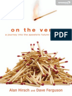 On the Verge by Alan Hirsch and Dave Ferguson, Excerpt