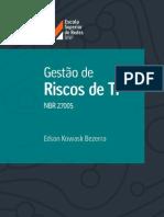 Gestão de Riscos de TI - NBR 27005