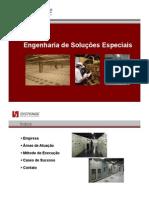 Apresentação Institucional Sistenge Agosto 2010