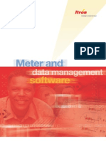 Meter and Data Management Software