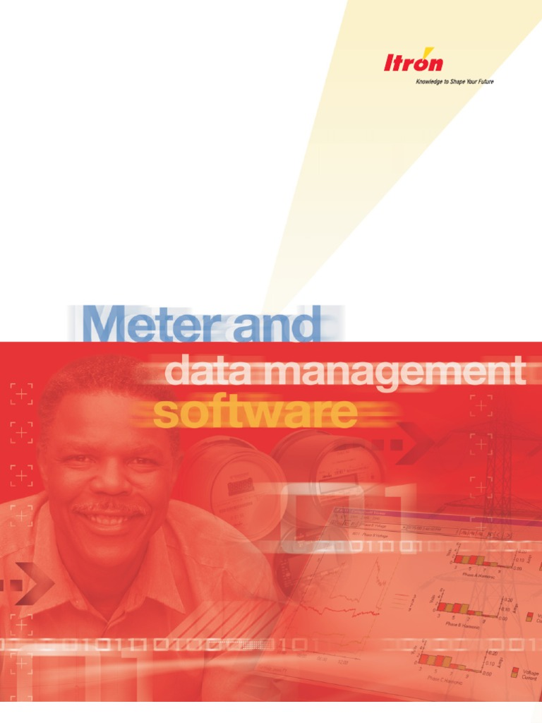 Meter and Data Management Software | Microsoft Windows | Software