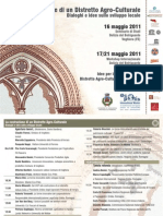 Seminario Workshop Voghiera Invito