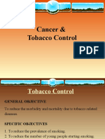Tobacco Control for Adolescence