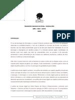 2008 Relatório Técnico Telecentro Curvelo - abri a Jun