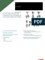 ABB Trio-Wirl FV and FS Datasheet ES - d184s035u05-Es-10!12!2010