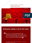 Grow sales speed and capacity