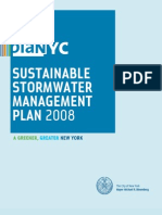 Sustainable Storm Water Plan NYC 2030