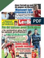 LE BUTEUR PDF du 14/05/2011