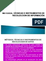 tema 1.4 Instrumentos de recopilación de información