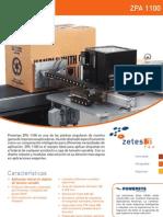 ZETES - Powersys - Datasheet 1100
