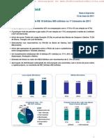 Petrobras logra utilidades por US$9.900M en el primer trimestre