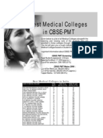 Best Medical Colleges