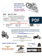 Kiwanis Poker Run