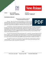 Oil Company Report