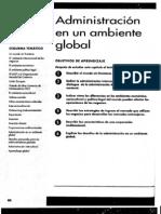 Admin is Trac Ion en Un Ambiente Global (Cap3)